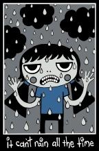 it cant rain