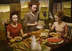 andreakowch_the-feast_60x84_acrylic-on-canvas