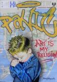 Art Is My Religion