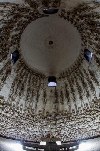 Ossuary tomb, Lampa, Peru