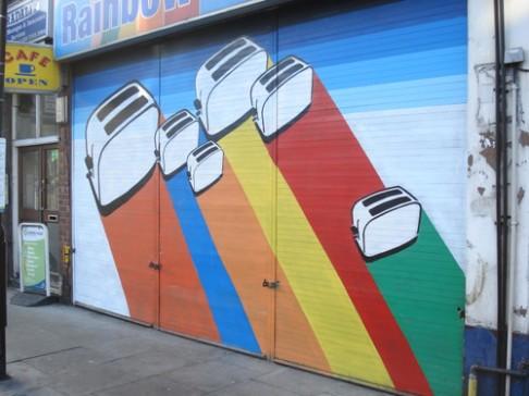 Rainbow Toasters