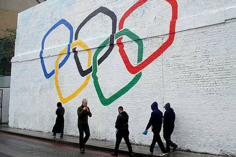 Toaster Olympic