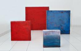 Alberto Reguera-Painting-installation