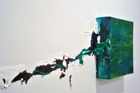 Alberto Reguera, pintura en expansión.