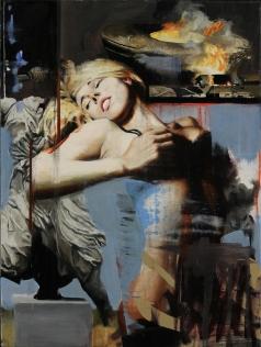 Cauldron 18x24 oil on canvas $800 web