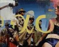 deposition 24x30 oil on canvas $1,100 web