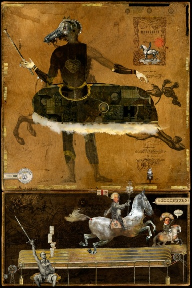La Ménagerie équestre de Ramon Brutall