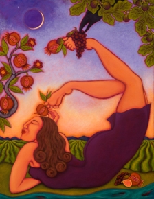 Copy of Back to the Garden original copy lg by Julie Higgins