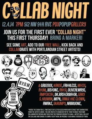 Collab Night