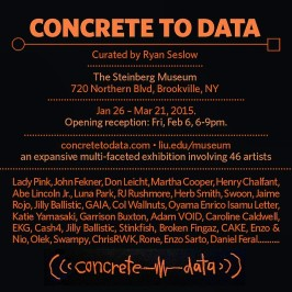 concrete to data
