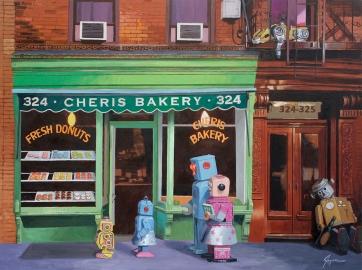 Cheris bakery Sm