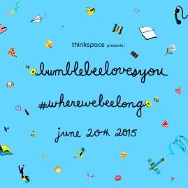 blue bumblebeelovesyou wherewebeelong ig square