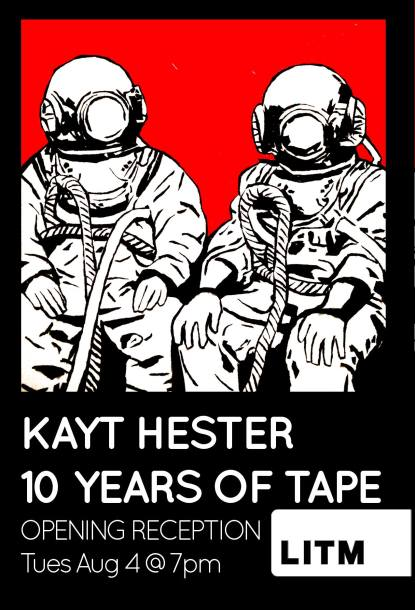 10 years of tape