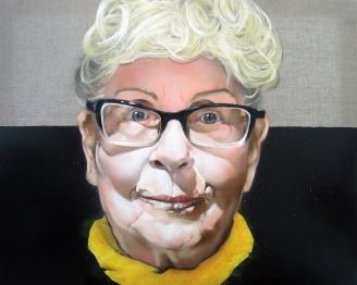 TASSO - SchattenLadies - gabiert, Spraylack on canvas 80x100, 2014.JPG