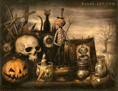 WILLIAM BASSO-OCTOBER SHADOWS-