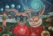 18 Hopi Dream _Day Tripper_ acrylic on canvas