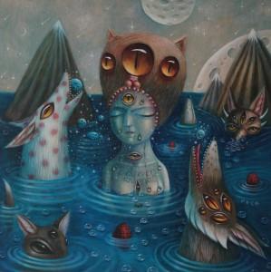 2-Hopi-Dream-Believer-Animal-acrylic-on-wood-830x833