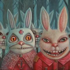 20-Hopi-Dream-Guardians-acrylic-on-canvas-830x832