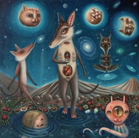 9-Hopi-Dream-No-Direction-Home-acrylic-on-canvas-830x828