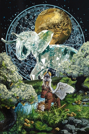 Erich J Moffitt_The Golden Apples of the Sun