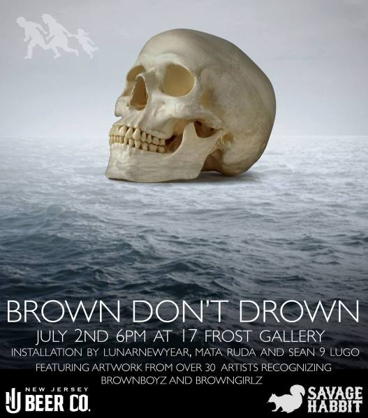 Brown dont drown