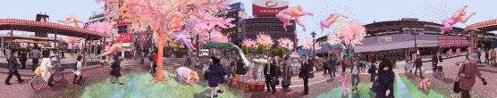Nakano in Spring_lg