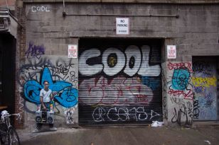 Lil Crazy Legs NYC 2015 as part of the on street collaborative project #ReplayNYC with Martha Cooper