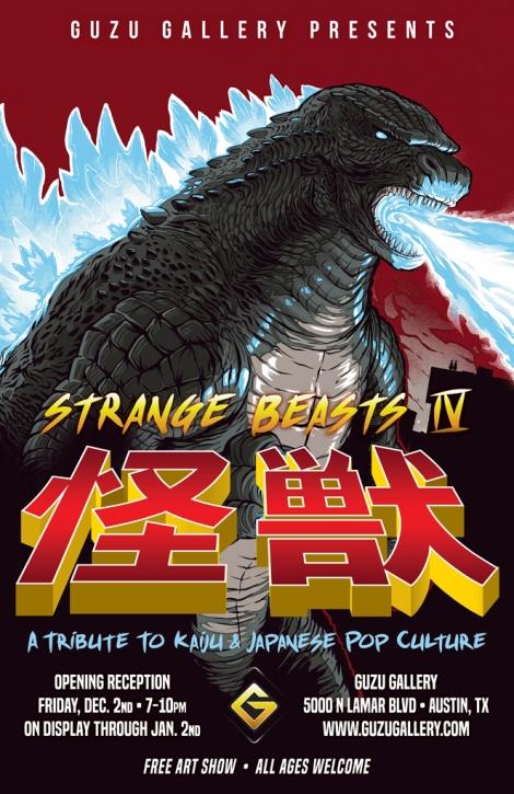 guzu_strange-beasts-iv_promo-poster