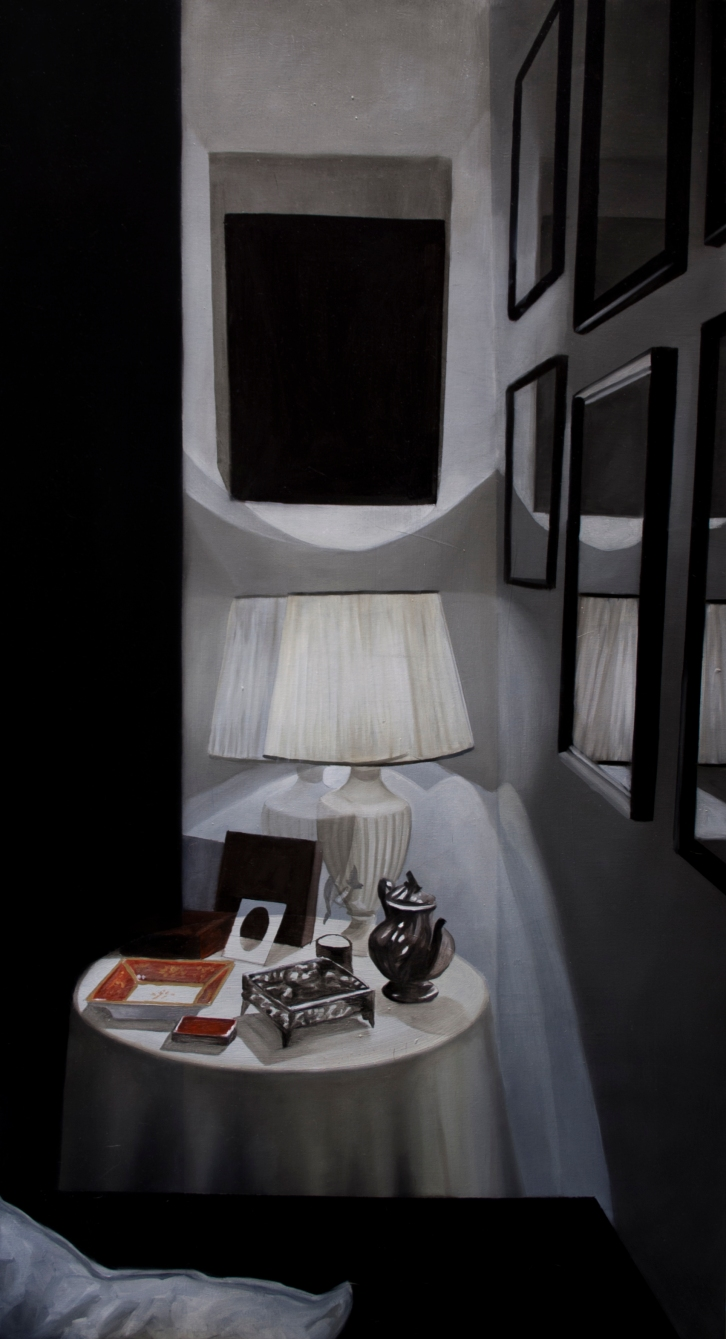 dario-maglionico-studio-del-buio-angolo-olio-su-tela-100-x-55-cm-2016