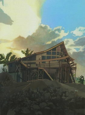 EDWIN USHIRO The Kehala House (2016)