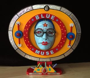 Blue Muse