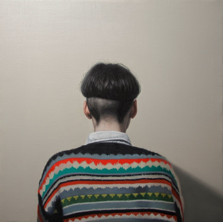 Back Portrait no.11