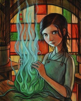 Blue Flame 72