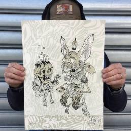 17-03-14-serigraphie le seigneur des mouches