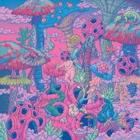 Unknown Landscape - Harvest, 420x420, digital, 2018