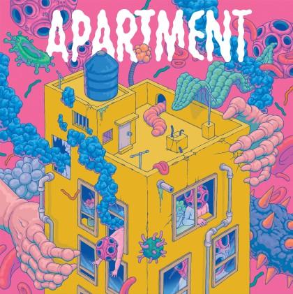WOW x WOW - apartment, 300x300, digital, 2018