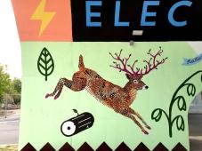 Hello-Kirsten-deer-pattern-mural