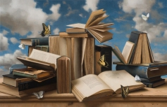 Books and Butterflies 3
