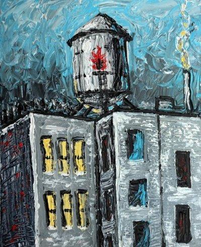 oiltower