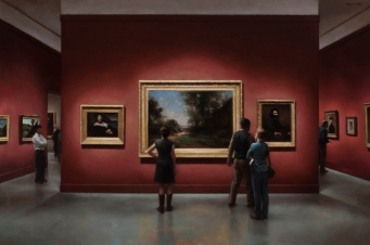 The Exhibition_24x36_Steven_J_Levin