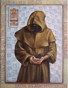 19. CREDO (2017) Oil on canvas 18 x 24 inches (72 dpi)