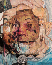 The Joe Rogan Painting
