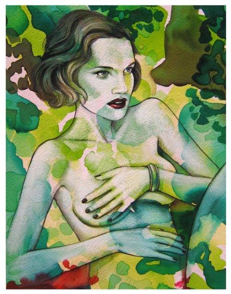 Emerald+print_11in+x+14in
