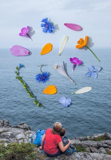 """Le Fleur, 2019, archival pigment print, 36 x 24"""""""