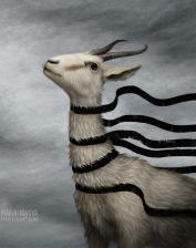 black_ribbons_digital_painting_by_maria_ivanova_mariaivart