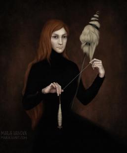 thread_digital_paiting_by_maria_ivanova_mariaivart